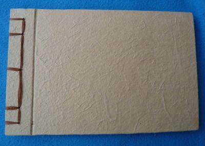 Le colis reçu de Bidouillette en avril 2010, le carnet