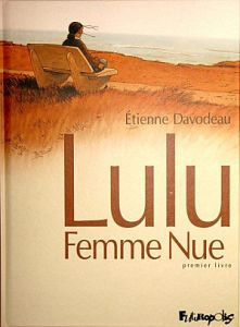Couverture de Lulu femme nue de Davodeau