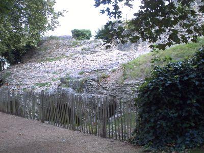 L'amphithéâtre de Périgueux, détail