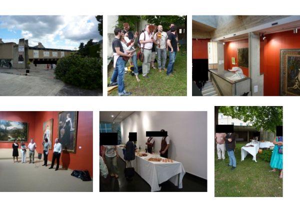 L'expédition Glen Baxter, le 12 juin 2010 à Poitiers, en images, au musée Sainte-Croix