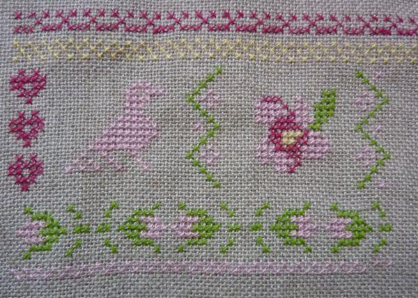 SAL bannière de Carmela, le début du printemps