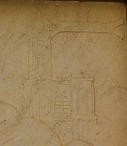 Le monument aux morts de Sommières-du-Clain, 3, la cathédrale
