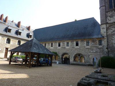 Tours, le musée du Compagnonnage à Saint-Julien