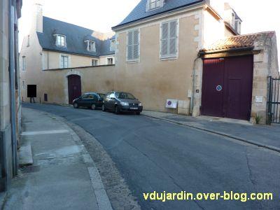 Poitiers, coeur d'agglo, 30 août 2010, vue 2, rue Saint-Hilaire