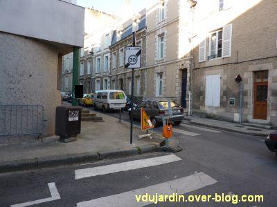 Poitiers, coeur d'agglo, 30 août 2010, vue 3, rue Renaudot