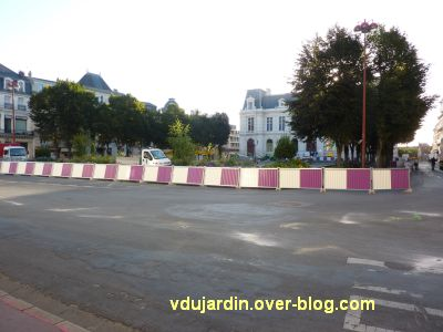 Poitiers, coeur d'agglo, 31 août 2010, place d'Armes