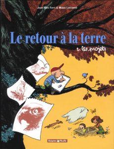 Couverture du tome 2 du retour à la terre de Ferri et Larcenet