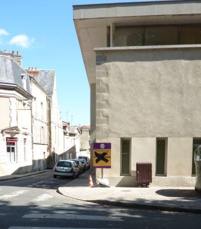 Poitiers, coeur d'agglomération, 04, changement de carrefour