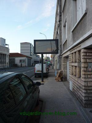 Poitiers, coeur d'agglomération, 06, les panneaux de parking