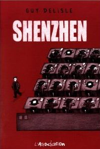 Couverture de Shenzen par Delisle