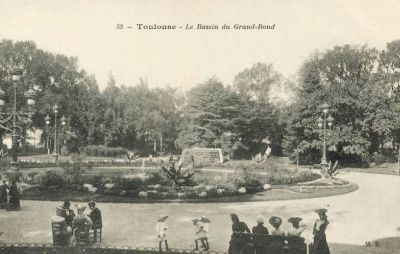 Le grand rond toulouse 1 le jardin le kiosque le blog de v ronique d for Jardin grand rond toulouse