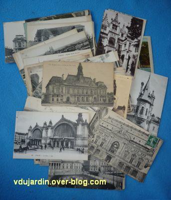 Cartes postales anciennes de Tours, série 1