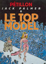 Couverture du Top model de Pétillon