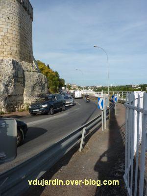 Poitiers, coeur d'agglo, 1er septembre 2010, vue 6, bd sous Blossac à 18h10