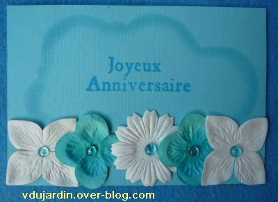 Mon anniversaire 2010 par Anne-Lise, 2, la carte