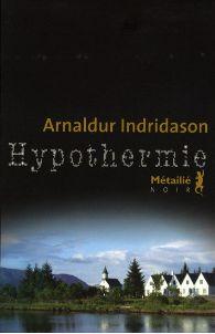 Couverture de Hypothermie de Indridason