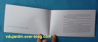 Le livre de Khadra ouvert