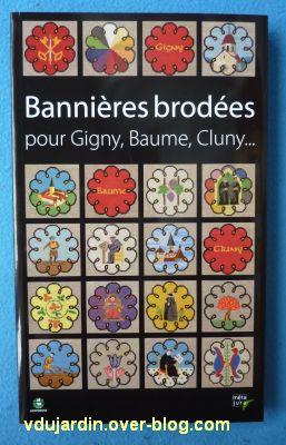 Bannières brodées pour Cluny
