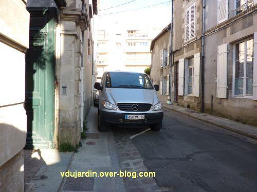 Poitiers, coeur d'agglo, 17 septembre 2010, 1, rue Saint-Hilaire