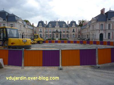 Poitiers, coeur d'agglo, 30 septembre 2010, 1, place d'armes, 3, place Aristide Briand