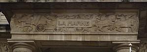 Toulouse, le monument morts de Haute-Garonne, Abbal, la Marne
