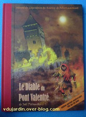 Mon anniversaire 2010 par petite fée Nougat, 3,couverture du Pont de Maresté par Polomski