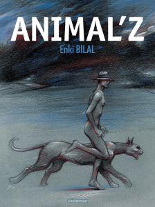Couverture de Animal'z de Bilal
