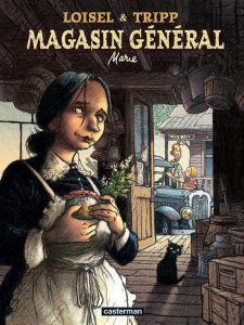 Couverture de Marie, de Loisel et Trip