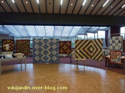 Exposition de Magnac 2010, 2, l'exposition