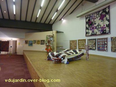 Exposition de Magnac 2010, 3, l'exposition