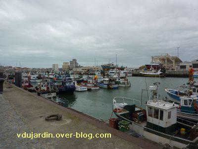 Les Sables-d'Olonne, 13-14 novembre 2010, 1, le port