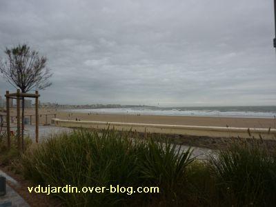 Les Sables-d'Olonne, 13-14 novembre 2010, 2, la plage