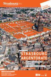 Affiche de l'exposition Argentorate au musée archéologique de Strasbourg