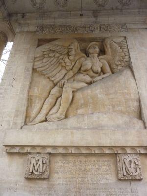 Toulouse, le monument morts de Haute-Garonne, Raynaud, Victoire