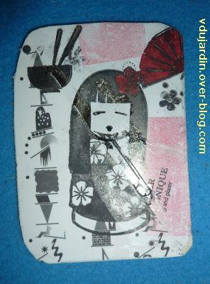 Envoi de Véro bis en novembre 2010, ATC Kosheshi