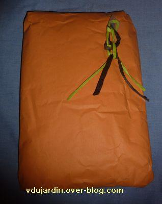 Mon anniversaire 2010 par Bidouillette, 1, le paquet
