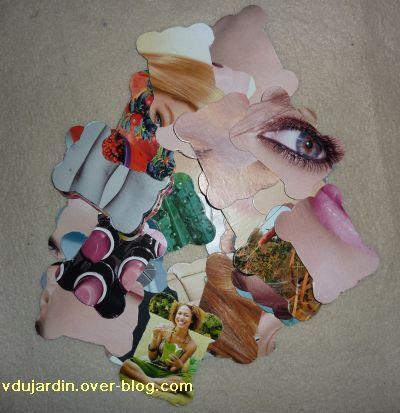 Des cartonnettes pour les rubans, série 2, récup Avantages