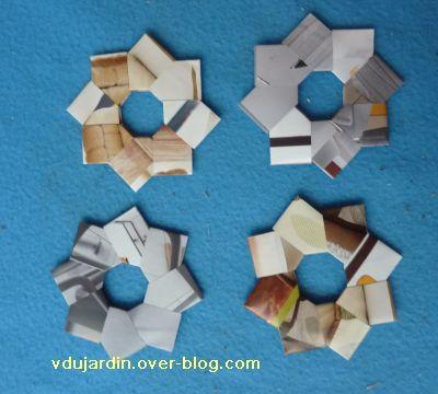 Origami le blog de v ronique d page 2 - Origami etoile de noel ...