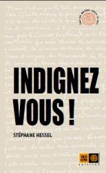 Couverture de Indignez-vous! de Stéphane Hessel