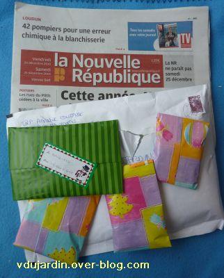 noel 2010 cadeaux journal