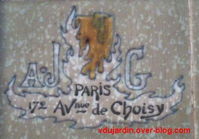 Tours, la gare, l'intérieur, 24, Biarritz signature