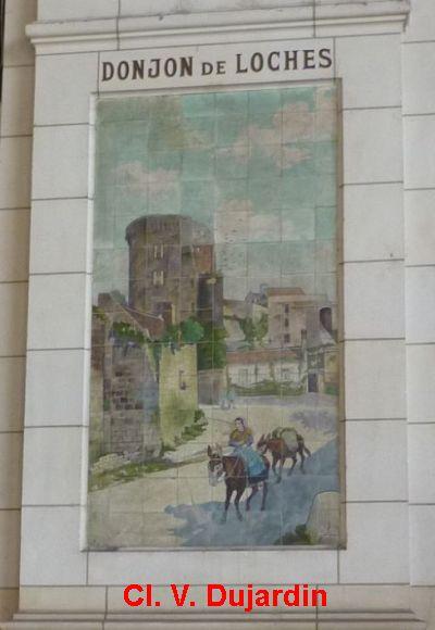 Tours, la gare, l'intérieur, 23, Loches