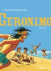 Couverture du tome 2 de Geronimo, de Davodeau et Joub