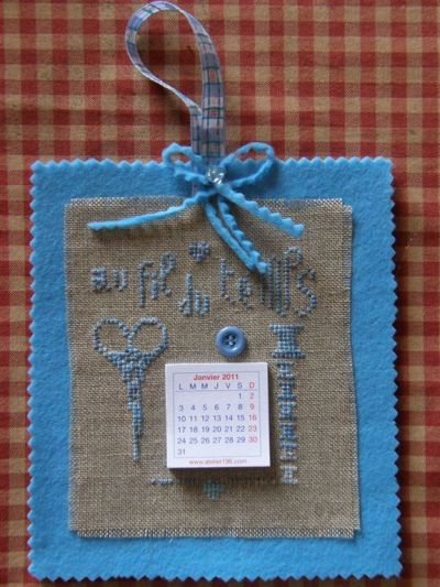 Le nouvel an 2011 par Flo, le calendrier