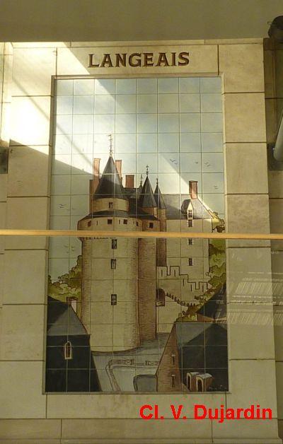 Tours, la gare, l'intérieur, 05, Langeais