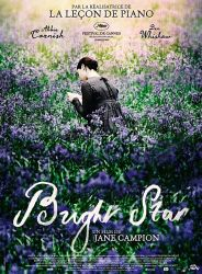 Affiche du film Bright star de Jane Campion
