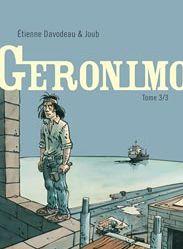 Couverture du tome 3 de Geronimo, de Davodeau et Joub