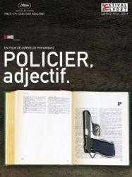 Affiche de Policier, adjectif