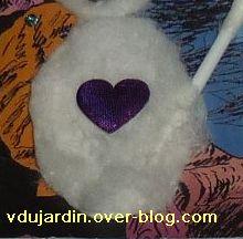 VDB 38, 2, un coeur sur une ATC de févier 2011