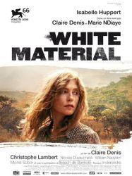 Affiche de White material de Claire Denis